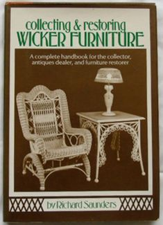 restore and revamp wicker furniture why didn t i think of that rh pinterest com