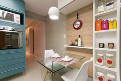 Cozinha moderna, confortável e prática 🍴☕ #homeideas #homedecor #cozinha #projetounio #unioarquitetura  ____________________ ☎ - (81)3127.6365 ✉ - unio@unioarquitetura.com 👍🏻- www.facebook.com/unioarquitetura