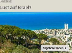Reiseangebote Israel