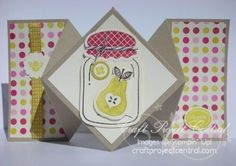 CraftProjectCentral.com » Blog Archive » Creating Pretty Cards Sketch Challenge #22!