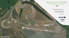Bentley-Crewe Motor Racing Test Park : RaceTrackDesigns Race Tracks, Design Guidelines, Concept Cars, Great Places, Circuit, Racing, Park, Ideas, Running
