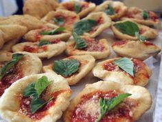 pizze montanare delle detenute di Pozzuoli