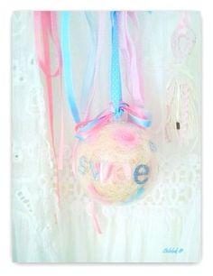 birth Decorative ball   - baby room ornament - baby shower ornament https://www.facebook.com/Osloluk-1627868814159226/