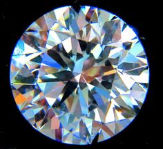 Avisdiamond: Type Natural Round cut Diamond Excellent rating in all requirements.Please refer to GIA copy for the diamonds specificati Minerals And Gemstones, Rocks And Minerals, Loose Gemstones, Diamond Gemstone, Gemstone Jewelry, Rare Gems, Stones And Crystals, Gem Stones, Diamond Are A Girls Best Friend