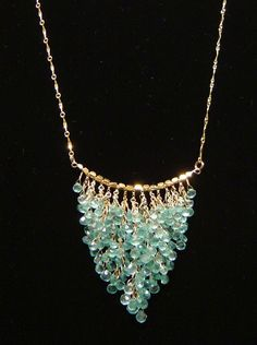 Tiffany Jewelry - Jewelry From the Middle Ages to the ** Check this useful article by going to the link at the image. Cute Jewelry, Pearl Jewelry, Beaded Jewelry, Jewelery, Jewelry Accessories, Jewelry Design, Tiffany Necklace, Tiffany Jewelry, Blue Necklace
