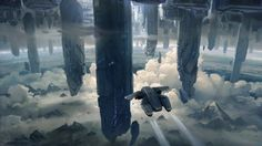 Halo 4's concept art mesmerizes fans