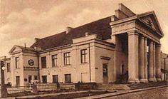 Płock - Fotogaleria miasta Płocka - XIX w. - 1939 r./gmach płockiego teatru