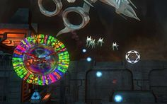 Review of XBL Arcadr Game Yars revenge http://www.flushthefashion.com/tech/xbl-arcade-game-review-yars-revenge/