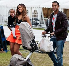 Alaia, Rochelle and Marvin