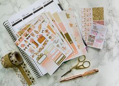 Fall is in the Air sticker kit - Erin Condren vertical - Happy Planner - weekly sticker Kit - fall - autumn - fashion girl - fall foliage by PrettyEasyPlanning 13.90 EUR It contains of a variety of stickers so you can embrace your creativity: functional stickers headers half boxes stackable sidebar full boxes washi full box checklists activity stickers In total you will receive the seven sticker sheets as shown. You can also choose between matte paper or glossy vinyl the washi sheet is also…