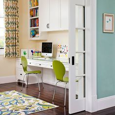 Interior doors don't have to be solid and boring. Beautiful, space-saving pocket doors may be worth the splurge. Not only do they elevate style, but they also can be used to create separation within open floor plans./