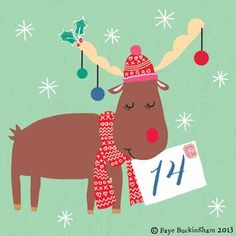 Advent Calendar Day 14, Faye Buckingham — Moyo Directory