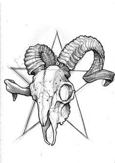 SKETCHES - Léa Nahon tattoo designs ideas männer männer ideen old school quotes sketches Tattoo Sketches, Tattoo Drawings, Art Sketches, Art Drawings, Widder Tattoos, Art Du Croquis, Arte Obscura, Tattoo Zeichnungen, Skull Tattoos