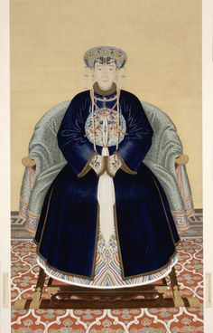 Chinese families traced descent through the male line, so it was important to commission portraits of male forebears. Women were honored as mothers. Since most sons were deeply emotionally attached to their mothers, they routinely had portraits of both parents made for ritual veneration.