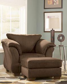 i love overstuffed living room furniture
