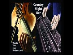 Country Night Live - My Shoes Keep Walking Back to You (Live) [feat. Buddie Hrabal & Chuck Cusimano] - YouTube