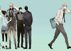 Kiseki No Sedai, Kuroko No Basket, Anime, Art, Ideas, Art Background, Anime Shows, Kunst, Anime Music