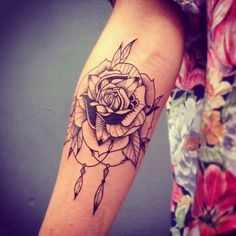 Absolutely in love with this piece! Just can't decide if I want this placement or as a shoulder tattoo with a compass??