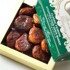 Fioroni -Figs Stuffed with Almonds -8.8 ozs., from Nicola Colavolpe - free gift wrapping!