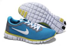 d903650a3977 Buy Men s Nike Free Running Shoes Light Blue Dark Grey White Online from  Reliable Men s Nike Free Running Shoes Light Blue Dark Grey White Online  suppliers.