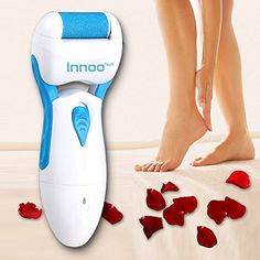 Amazon Lightning Deal 58% claimed: Callus Remover | Innoo Tech Pedicure Foot File Electric & Rechargeable | Gent... http://www.lavahotdeals.com/ca/cheap/amazon-lightning-deal-58-claimed-callus-remover-innoo/126715