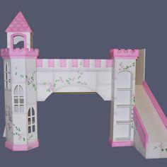 Leeds Castle Bunk Bed