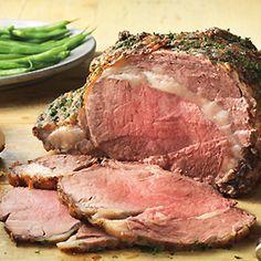 Recipe Selection   My ShurSave Markets Beef Ribeye Roast, Rib Roast, Santa Fe Chicken Salad, Best Christmas Recipes, Homemade Christmas, Holiday Dinner, Holiday Ideas, Garlic Sauce, Roasted Garlic