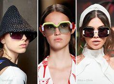 Spring/ Summer 2017 Eyewear Trends: Oversized Sunglasses