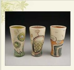 Cups by Linda Gossett     lindagossett.com