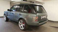 (1) FINN – Land Rover Range Rover Land Rover Range Rover 3,0 TD6 ,Vouge, Mye Utstyr !!! 2002, 222 128 km, kr 219 538,-