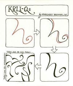 KRLI-Q tangle instructions