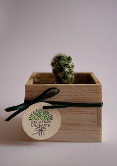 Paola Pérez, diseñadora gráfica, es la creadora de estos lindos regalos. La idea nació luego de que unos amigos le pidieran ayuda con los regalos para los invitados a su matrimonio. Querían plantas presentadas de manera elegante, pero no en los típicos vasitos de vidrio. Así nació la alternativa de los pequeños maceteros de madera hechos […]
