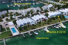 PRICE REDUCTION! Atlantis 2210 - 2 Bedroom, 2 Bath Furnished Canalfront #Condo #TreasureCay #Abaco #Bahamas #realestate  http://conta.cc/1ZUJjVH