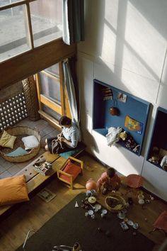 Le corbusier, unité d'habitation, marseille, 1952 @ magnumphotos