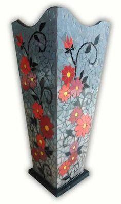 Resultado de imagen para guarda chuva decorado com flores