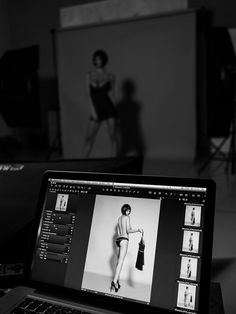 Backstage || Obsessive lingerie collection 2013/2014 with Rhian Sugden