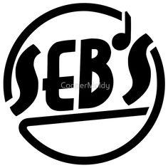 Seb's Jazz Club Sticker - La La Land by CooperMoldy