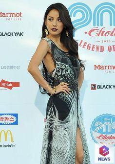 Lee Hyori at Mnet 20s Choice