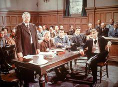 Richard Widmark, Robert Wagner, Hugh O'Brian, Earl Holliman - Broken Lance (1954)