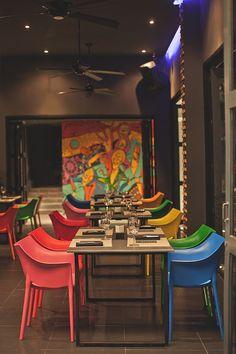 A dash of modern art in N'AO gastrobar