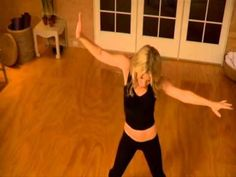"The hardest 8 minute arm exercise with   trainer to the stars Tracy Anderson! She promises the ""tiniest arms with great   definition!"""