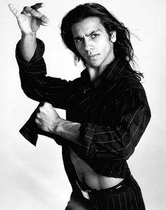 Farruquito bailaor flamenco español. N.en 1982 en Sevilla