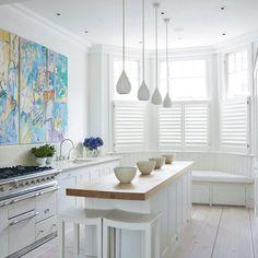 17 köksöar till det lilla köket - Sköna hem
