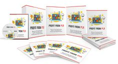 Profit From PLR - Learn the step-by-step system to making money from private label rights products and content with the profit from plr video series. Learn more at https://www.nichevideogalore.com/store/profit-from-plr/