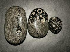 beautiful painted rocks