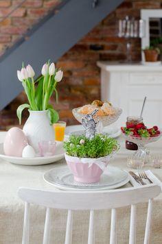 An Ostersonntag möchten wir gerne richtig schön frühstücken - und möglichst meine Tochter davon abhalten, zum Fenster zu rennen und in den Garten zu schauen, ob da nicht vielleicht schon der Osterhase umherhoppelt!