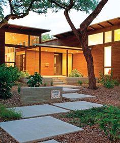 LEED-Platinum home in Alamo Heights: Hacienda Ja Ja