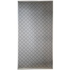 M-D Building Products 57326 Decorative Mosaic Aluminum Sheet: The M-D Building x Perforated Metal Sheet features a Mosaic Pattern - perfect for at-home decorative metal projects. Aluminium Sheet, Aluminum Metal, Union Jack, Decorative Metal Screen, Sheet Metal Tools, Jewelry Wall, Metal Projects, Mosaic Patterns, Hobbies And Crafts