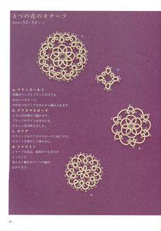 tatting japan by Venus - issuu
