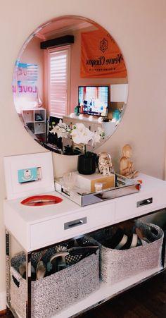 Room Ideas Bedroom, Home Bedroom, Diy Bedroom Decor, Home Decor, Bedrooms, Bedroom Inspo, Cute Room Ideas, Cute Room Decor, College Room